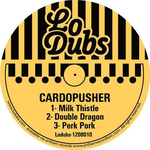 Cardopusher альбом Milk Thistle - EP
