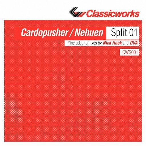 Cardopusher альбом Split 01