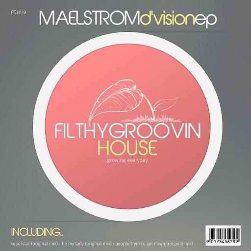 Maelstrom альбом D'Vision EP