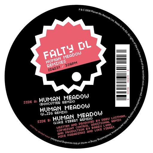 FaltyDL альбом Human Meadow Remixes