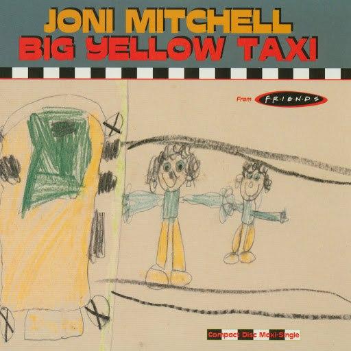 Joni Mitchell альбом Big Yellow Taxi
