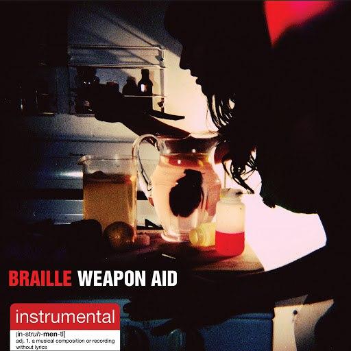 Braille альбом Weapon Aid: Instrumentals