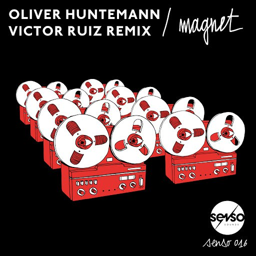 Oliver Huntemann альбом Magnet (Victor Ruiz Remix)