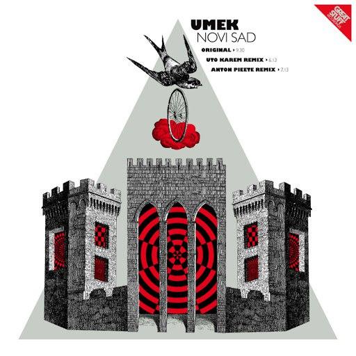 Umek альбом Novi Sad