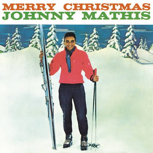 Johnny Mathis альбом Merry Christmas