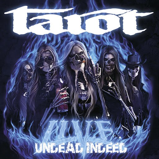 Tarot альбом Undead Indeed