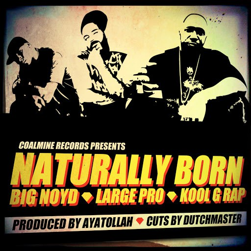 Kool G Rap альбом Naturally Born