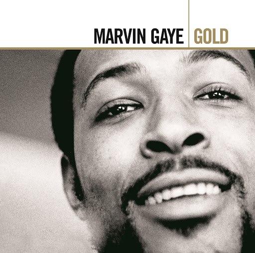 Marvin Gaye альбом Gold
