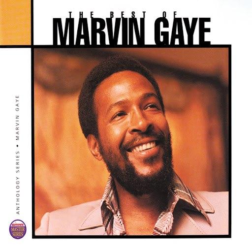 Marvin Gaye альбом Anthology