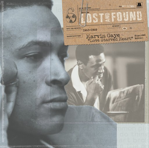 Marvin Gaye альбом Lost and Found: Love Starved Heart [Expanded Edition]