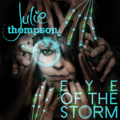 Julie Thompson альбом Eye of the Storm