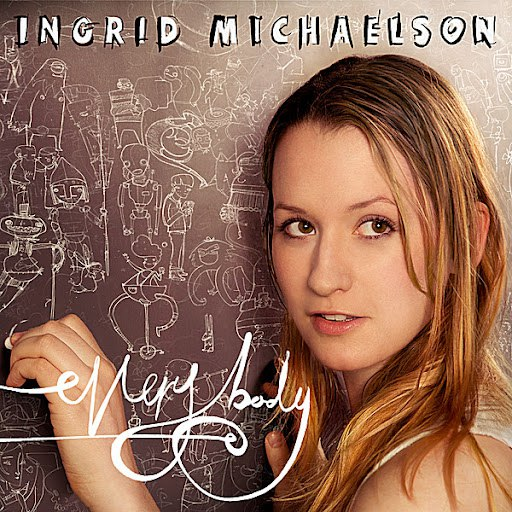 Ingrid Michaelson альбом Everybody