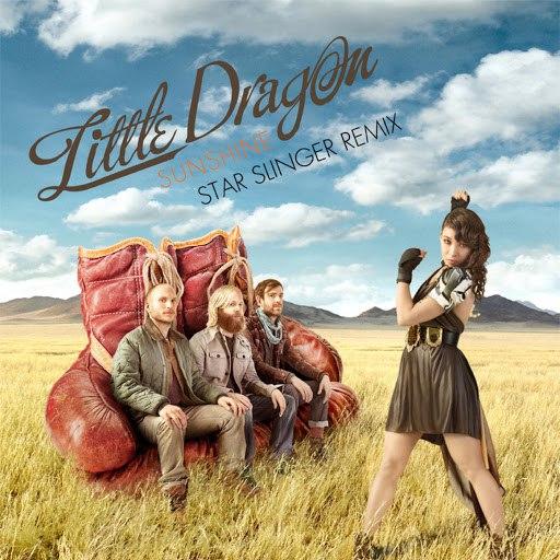 Little Dragon альбом Sunshine (Star Slinger Remix)