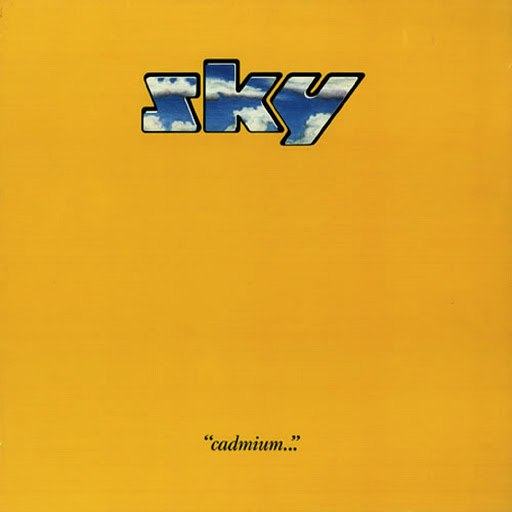 Sky альбом Cadmium (Remastered & Expanded Edition)
