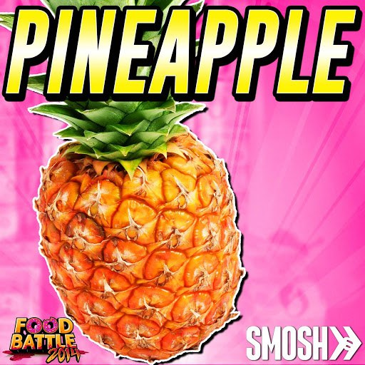 Smosh альбом Pineapple (Food Battle 2014)