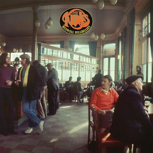 The Kinks альбом Muswell Hillbillies