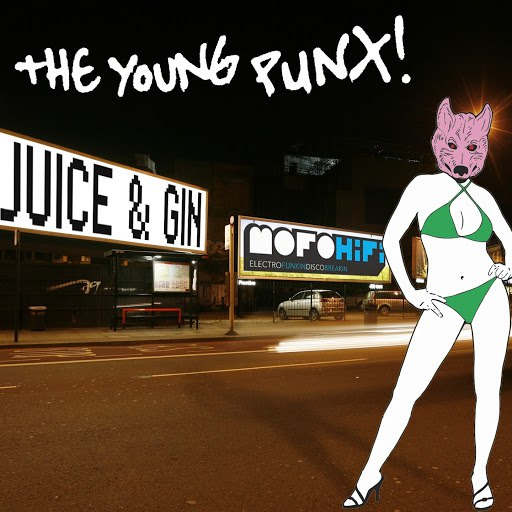 The Young Punx альбом Juice & Gin