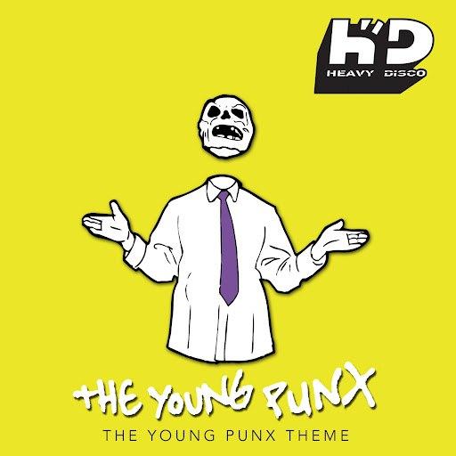 The Young Punx альбом The Young Punx Theme