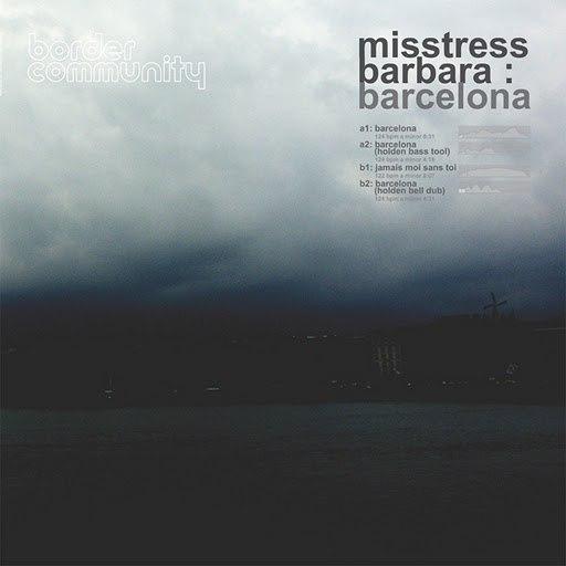 Misstress Barbara альбом Barcelona