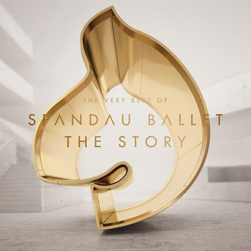 Spandau Ballet альбом Spandau Ballet ''The Story'' The Very Best of