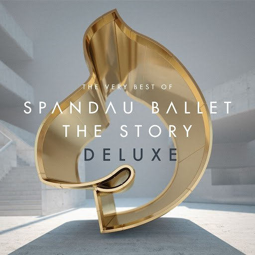 Spandau Ballet альбом Spandau Ballet ''The Story'' The Very Best of (Deluxe)