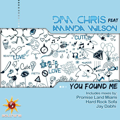 Dim Chris альбом You Found Me