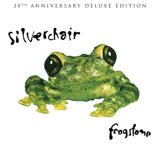 Silverchair альбом Frogstomp 20th Anniversary (Deluxe Edition [Remastered])