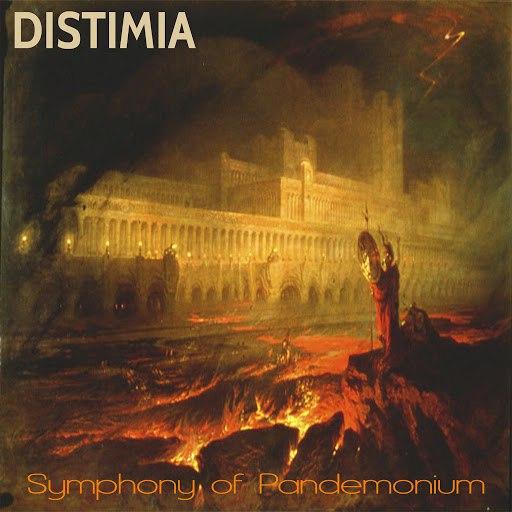 Distimia альбом Symphony of Pandemonium