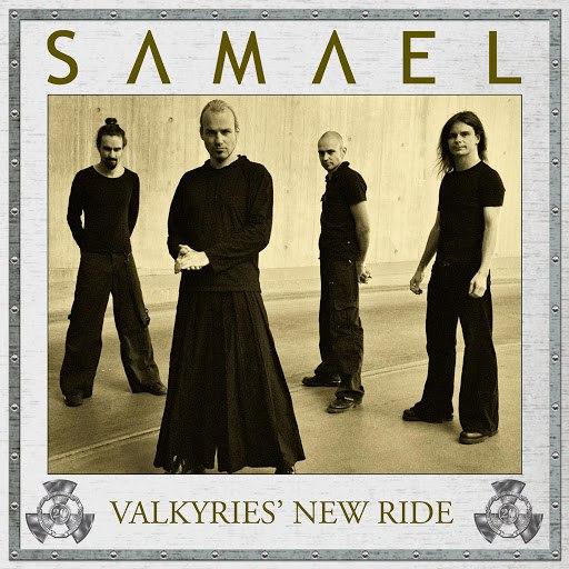 Samael альбом Valkyries' New Ride