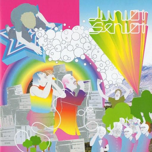 Junior Senior альбом D-D-Don't Don't Stop the Beat