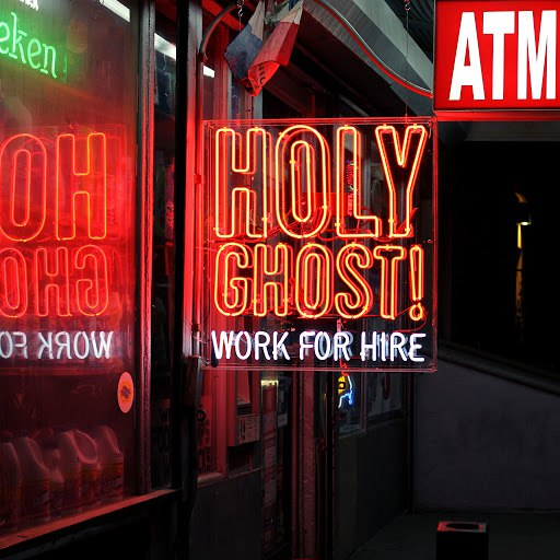Holy Ghost! альбом Work for Hire (Remixes)