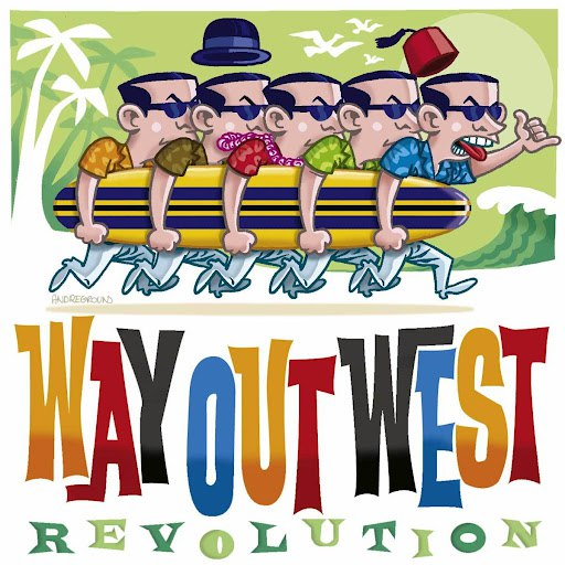 way out west альбом Revolution