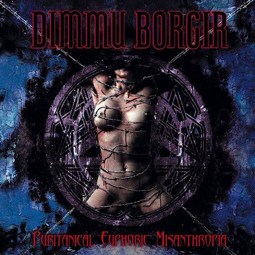 Dimmu Borgir альбом Puritanical Euphoric Misanthropia