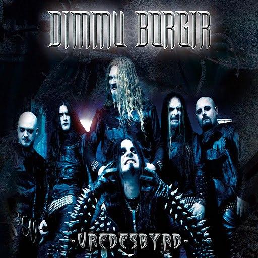 Dimmu Borgir альбом Vredesbyrd