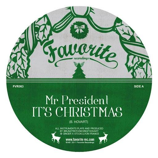 Mr. President альбом It's Christmas Time