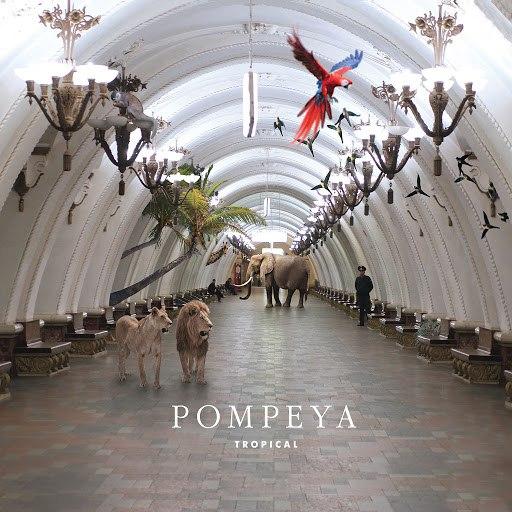 POMPEYA альбом Cheenese