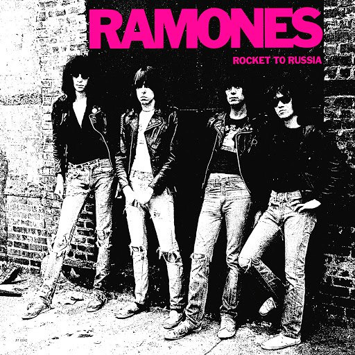 Ramones album Rocket To Russia