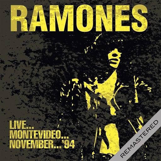 Ramones альбом Live In Montevideo, Uruguay 14 Nov 1994 (Remastered)