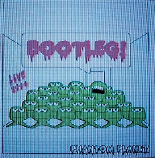 Phantom Planet альбом Live 2004