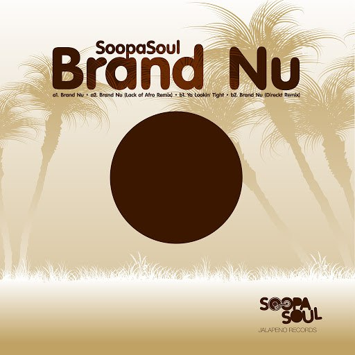 Soopasoul альбом Brand Nu - EP