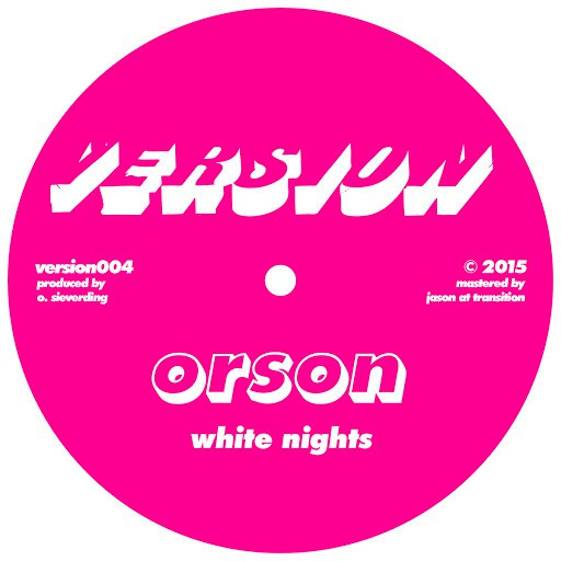 Orson альбом White Nights / Rise 6