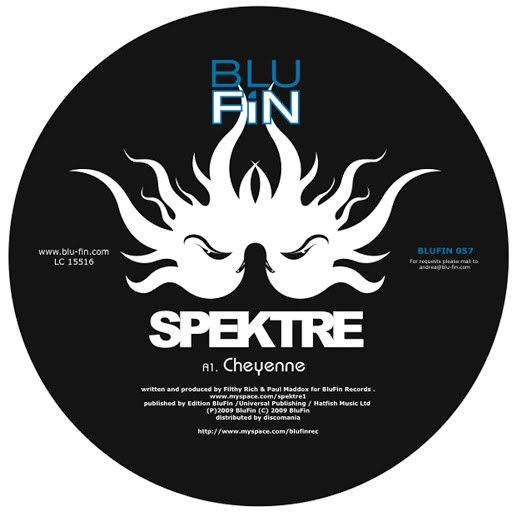 Spektre альбом Cheyenne
