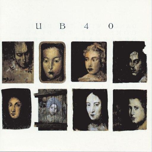 UB40 альбом UB40