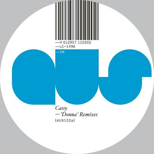 Cassy альбом Donna Remixes