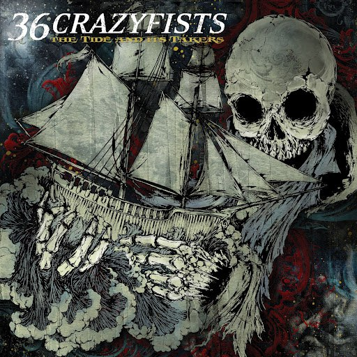 36 Crazyfists альбом The Tide And Its Takers