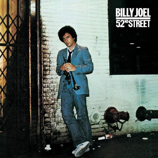 Billy Joel альбом 52nd Street