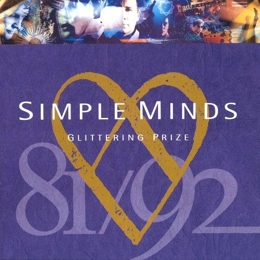 Simple Minds альбом Glittering Prize 81/92
