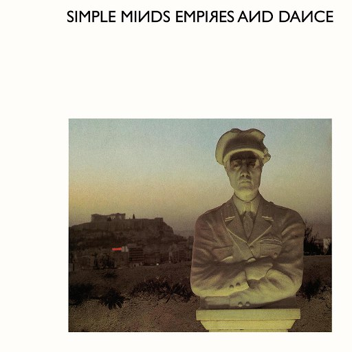 Simple Minds альбом Empires And Dance