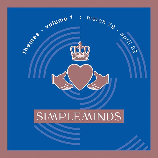 Simple Minds альбом Themes - Volume 1