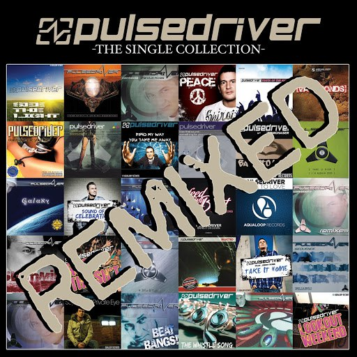 Pulsedriver альбом The Single Collection (Remixed)